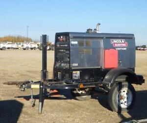 2012 Lincoln Vantage 400 Welder (7921 hr)