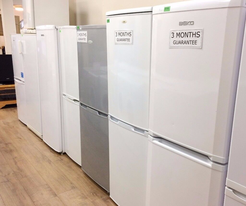 Fridge Freezers For Sale Guaranteed from reputable store