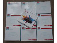 10 Brand new mains or battery Alba clock/radio/alarms boxed and sealed.