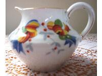 Vintage Johann Haviland (1907-1924) Bavaria milk/cream jug. £3 ovno.