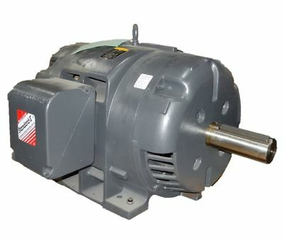 Baldor 100 Hp 1200 Rpm Odp 230460v 444t Frame 3 Phase Motor M2583t New Surplus