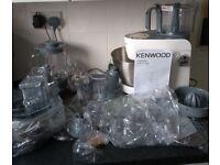 Kenwood Multione : mixer, food processor, blender, juicer, juice extractor, mincer