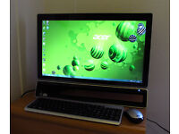 Acer Aspire Z5771 All-in-one 23 inch Touchscreen Computer