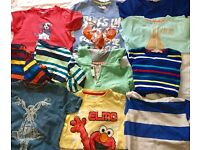 Bundle of boys clothes, 4-5 years
