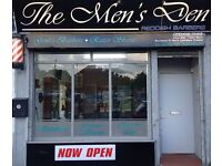 BARBER - Men's STYLIST REQUIRED Part Time For Christmas - New Year Time