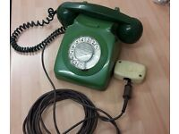 Analogue G P O Telephone Circa 1970s
