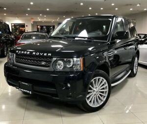 2011 Land Rover Range Rover Sport HSE|SERVICED BY RR|NO ACCIDENT