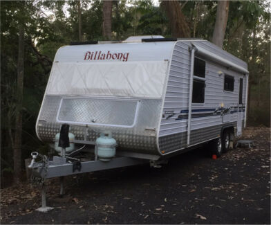 Billabong Seachange Caravan  2010