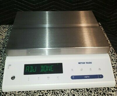 Mettler Toledo Ms12001l Platform Balance Max12200.0g D0.1g Working Great