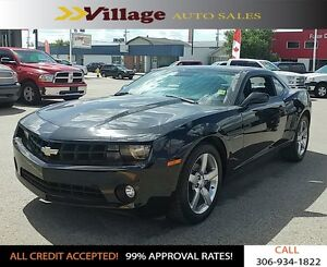2010 Chevrolet Camaro LT Boston Premium Audio, Power Sunroof,...