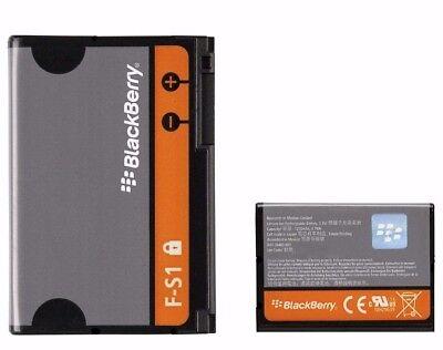 Original Accu Akku F-S1 Blackberry Torch 9800 9810 Curve 8910 Batterie Battery Blackberry Curve Batterien