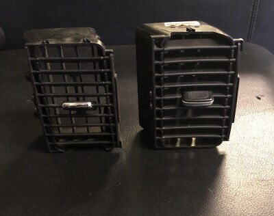 2008 Jeep Grand Cherokee Air Vent Grille Center Left & Right OEM Black 605971