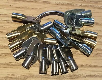 ACE Lock Soda Machine / Vending Keys, Coca-Cola, Pepsi, Many Available, 1 KEY