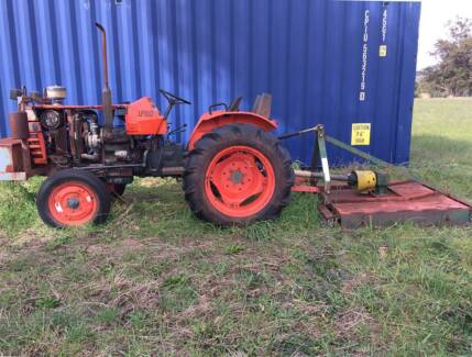 Kubota L2050 Tractor Beaconsfield Fremantle Area Preview