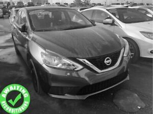 2017 Nissan Sentra 1.8L S| Rem Entry| Pwr Equipment| Pwr Mirrors