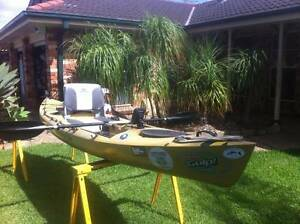 Latitude Kayak - Excellent Condition - Many Extras Newcastle Newcastle Area Preview