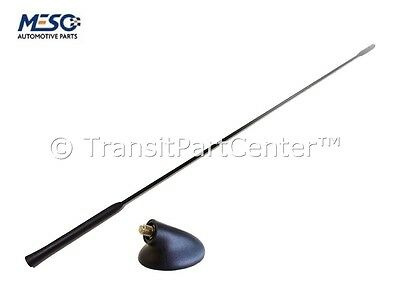 ANTENNA AERIAL MASS & BASE FOR FORD TRANSIT MK6 M7 2000-2014 CONNECT 2002-2013