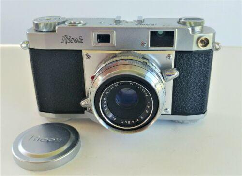 RICOH 500 35mm Rangefinder.. Rare 1st Version