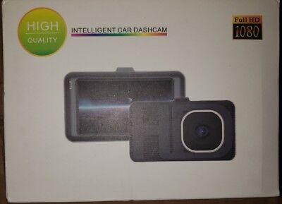 Dash Cam Vkaka Camera For Cars With Full Hd 1080P Super Wide Angle Camera