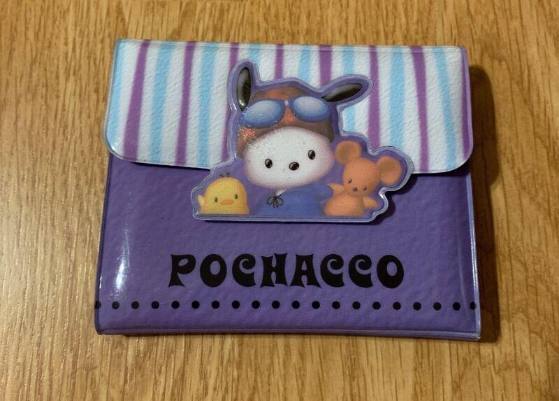 Vintage 90s 1998 Sanrio Pochacco Wallet