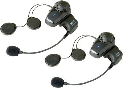 Sena SMH10 Bluetooth Headset/Intercom Dual Pack (Pair) SMH10D-10