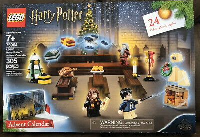 Brand New Unopened LEGO Harry Potter: Advent Calendar (75964)
