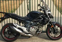 Suzuki Gladius, SFV 650,Ex cond,$4900,may trade another road bike Launceston 7250 Launceston Area Preview