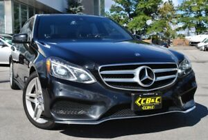 2014 Mercedes-Benz E-Class E350 4MATIC - ONTARIO CAR - NO ACCIDE