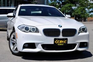 2013 BMW WHITE 535 Xdrive l M Package lNo Accidents l WARRANTY