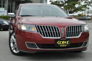 2012 Lincoln MKZ FULLY LOADED - ONE OWNER - NO ACCIDENTS!