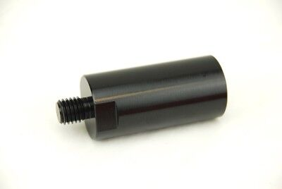 New Black 1 14 Adaptor To 58 Core Drill Adapter - Concrete Coring Dry Bit