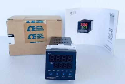 Omega Omegaette Cn4216-r1-r2 Temperature Process Controller New 7486 W