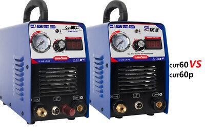 Icut60 Or Icut60 Pilot Arc Combination Sales Air Plasma Cutter Machine Diy Usa