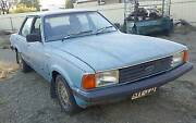 1981 Ford TF Cortina Ghia 6cyl 4sp Manual Bute Barunga West Preview