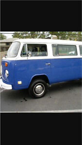 Looking for VW Bus camper style