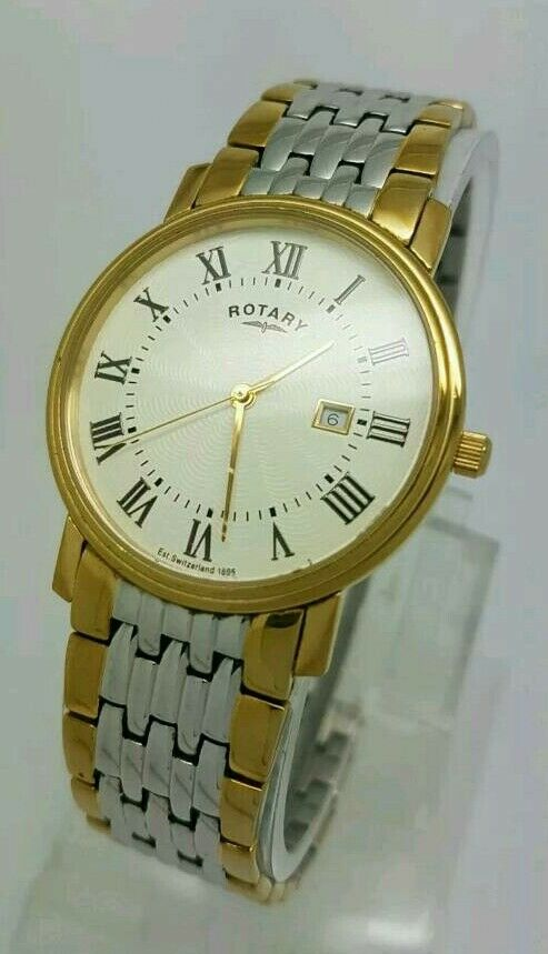rotary two tone mens watch in stevenage hertfordshire gumtree rotary two tone mens watch