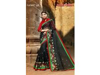 Wholesaler lifestyle cotton saree collection