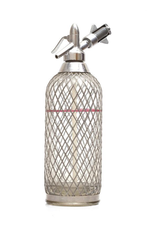 Old Fashioned Seltzer Bottle