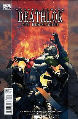 Deathlok Vol. 4 (2010) #6 of 7