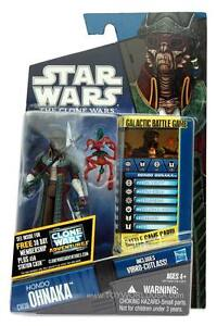 Star Wars The Clone Wars CW39 Hondo Ohnaka Galactic Battle Game