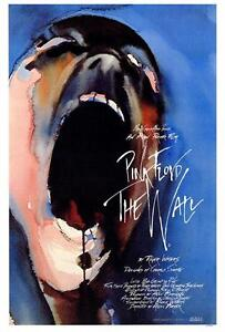 Pink Floyd: The Wall 27 x 40 Movie Poster Bob Geldof
