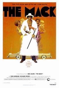 The Mack 27 x 40 Movie Poster Richard Pryor, A1
