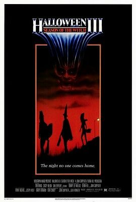 HALLOWEEN III: SEASON OF THE WITCH Poster 1982 [Licensed-NEW] 27x40 Theater Size](Halloween Iii 1982)
