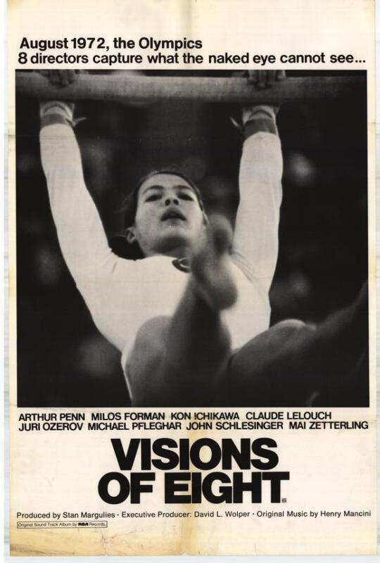VISIONS OF EIGHT Movie POSTER 27x40