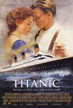 """Titanic"" (film) Collectable Pack, books and glass framed poster St Kilda Port Phillip Preview"