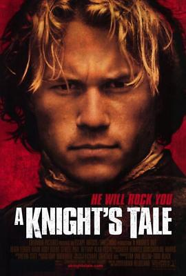 - A Knights Tale 27x40 Movie Poster (2001)