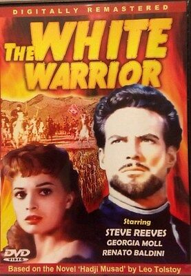 White Warrior (DVD, 2004)