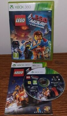 The Lego Movie Videogame - Microsoft Xbox 360 - Sent Same Day Free Postage