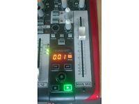 Behringer Xenyx UFX1204 USB FIREWIRE studio mixing desk