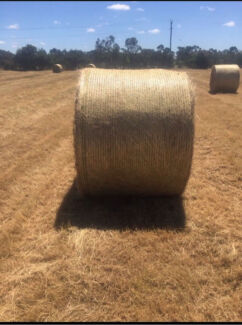 Selling Round Hay Bales 5x4 for sale Pakenham South Area